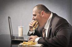 Ожирение опаснее для мужчин, чем для женщин