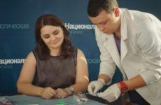 В «Нацимбио» привили сотрудников вакцинами собственного производства