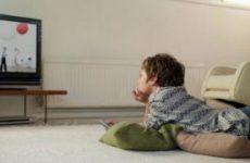 Как телевидение влияет на детей?
