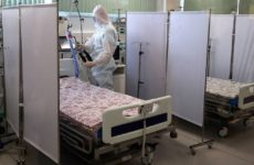 В Москве из-за коронавируса за сутки скончались 14 человек