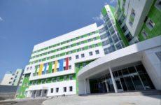 Перинатальный центр в Новосибирске строят с опережением