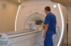 В Новосибирске в детской больнице № 1 установили новый томограф