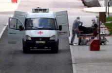 В Москве за сутки скончались 53 пациента с коронавирусом