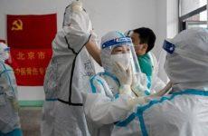 В Китае самая значительная вспышка COVID-19  с апреля