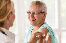 Вакцина от пневмонии сокращает риск болезни Альцгеймера на 40%