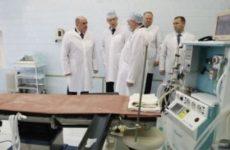 Правительство выделило средства на реконструкцию Курганской больницы скорой помощи