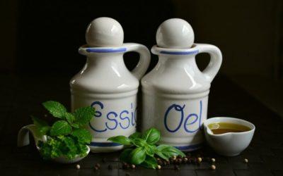 Заправки для салатов: усиливаем эффект витаминов и аромат еды
