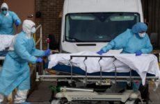 Великобритания могла потерять 100 тысяч человек из-за коронавируса