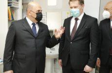 Перед Мишустиным закрыли двери в больнице Анадыря