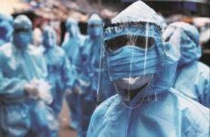 Медицинские работники чаще заражаются коронавирусом даже при использовании СИЗ