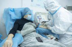 Более 11 тысяч человек в Новосибирской области заболели коронавирусом