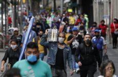 Мексика вырвалась в печальные лидеры смертности