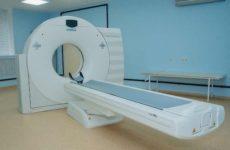 Больница в Нижегородской области получила новый компьютерный томограф