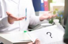 Обращение к врачу в случае болезни стоит у россиян на третьем месте в теме заботы о здоровье