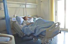 Лишь 1% больничных коек занят пациентами с COVID-19