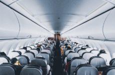 Пассажирка с COVID-19 заразила 15 других в самолёте