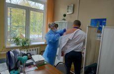 Первые полторы тысячи нижегородцев привиты от гриппа с начала кампании по вакцинации