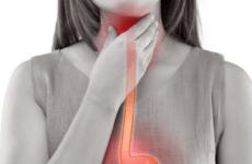 Ожог пищевода: причины, симптомы, лечение и профилактика