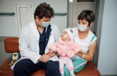В Новосибирске спасли ребенка с синдромом Вильямса