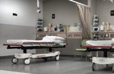 Дополнительные койки для COVID-пациентов разворачивают на Ставрополье