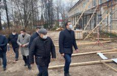 Обновленное инфекционное отделение для COVID-пациентов откроется в отдаленном нижегородском районе