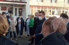 Министр здравоохранения Ставрополья рассказал о перспективах развития инфекционной службы в Пятигорске