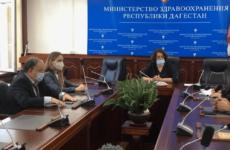 Работу детской хирургической службы Дагестана оценили на федеральном уровне