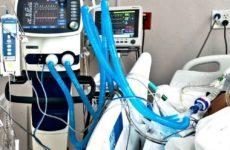 В Чебоксарах врачи спасли пациентку со 100-процентным поражением легких при COVID-19