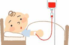 Переливание крови ухудшает шансы тяжелобольных младенцев