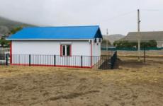 Новые фельдшерско-акушерские пункты устанавливают в Дагестане