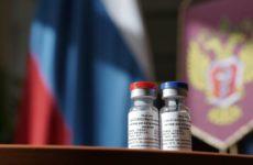 Минздрав Украины может закупить российскую вакцину от коронавируса