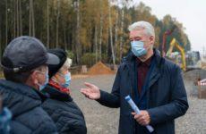 Собянин сообщил, что москвичи послушно выполняют меры против коронавируса