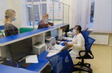 В Новосибирске заканчивается ремонт отделений поликлиники № 20