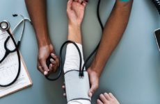 15% подростков имеют высокое давление