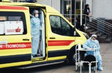 Скорая в Москве будет забирать только тяжелых больных