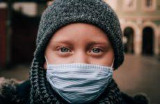 Зимой действуют другие правила ношения масок