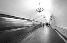 В московском метро «просто умер» мужчина, встретивший полицейских