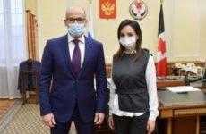 Эльвира Пинчук будет курировать здравоохранение Удмуртии на посту и.о. вице-премьера