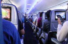Почему риск заражения коронавирусом в самолёте минимальный?