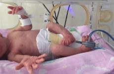 Дагестанка родила малыша с четвёртого раза