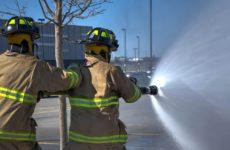 Более половины пожарных Нью-Йорка отказались от вакцинации