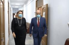 В Дагестане проверили работу республиканской больницы