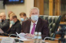 Жириновский попросил россиян, сделавших прививку, не окунаться в прорубь