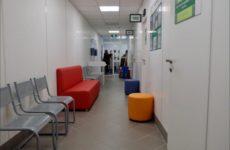 В Новосибирской области отремонтировали детскую поликлинику