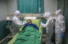 Уровень госпитализаций из-за COVID-19 в Москве не снижается