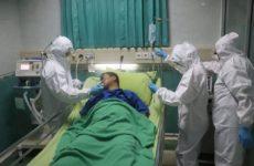 Каждый восьмой победивший COVID-19 пациент умирает