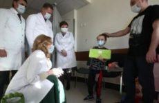 В России открылась крупнейшая детская онкобольница