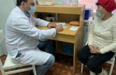 В Ставропольском крае медики продолжили выездную работу