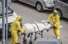 С начала пандемии смертность от коронавируса резко сократилась