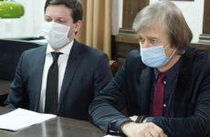 Губернатор Ставрополья уточнил эпидобстановку в Шпаковском районе региона